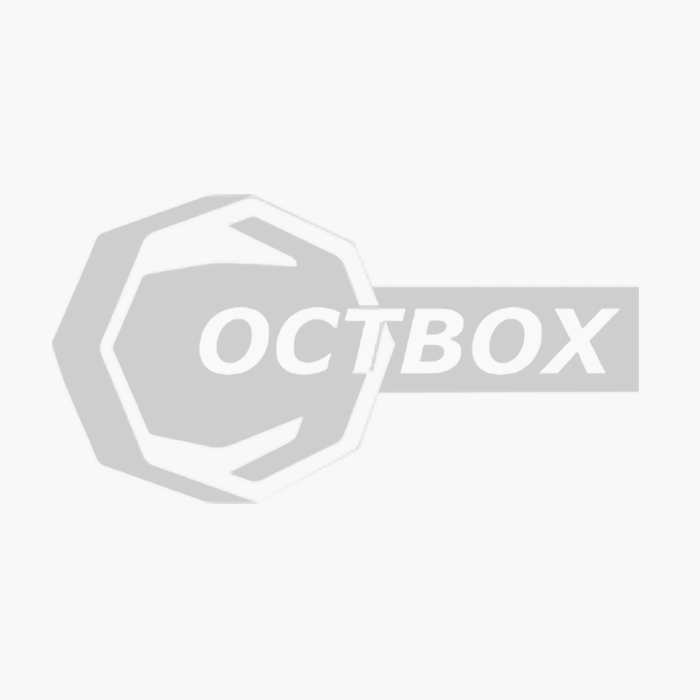 Octbox MK15 D36 Padded Seat Colour White A12 Metal Catches