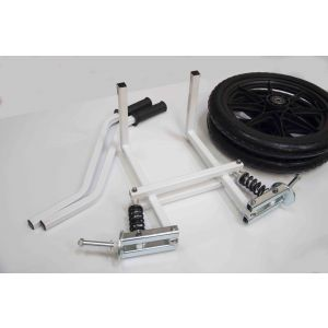 Double Wheel Kit with Adaptive Anti Roll Suspension