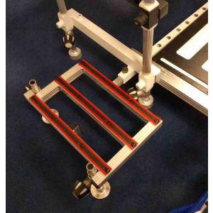 Octbox XL Side Step with two Support Legs A09A